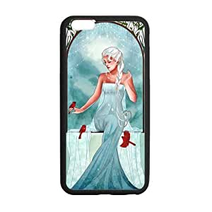 Customize Zombie Princess TPU Case for Apple iPhone 6, 4.7 inch