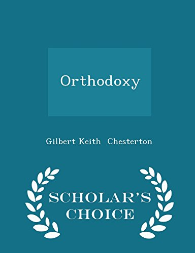 Download orthodoxy scholars choice edition book pdf audio idnoseyoc fandeluxe Image collections