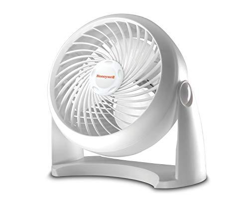 Honeywell HT-904 Tabletop Air-Circulator Fan White (Renewed)