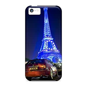 Series Skin Case Cover For Iphone 5c(cadillac Cts)