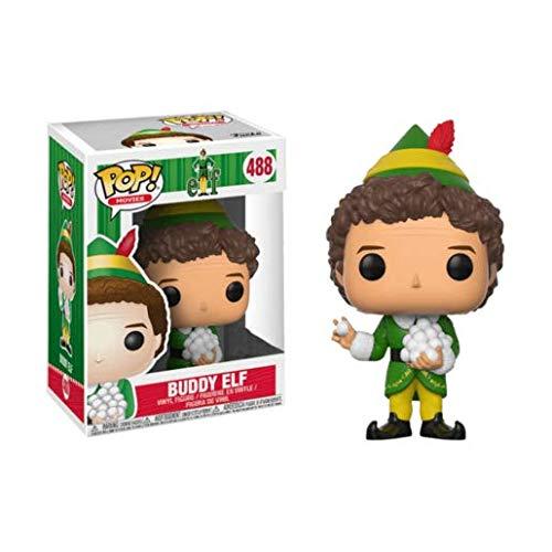 Funko Pop! Movies Elf Buddy Elf #488 (With Snowballs)