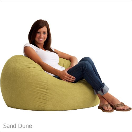 Fuf Chair Comfort Research 3 Foot Small Comfort Suede Fuf Chair