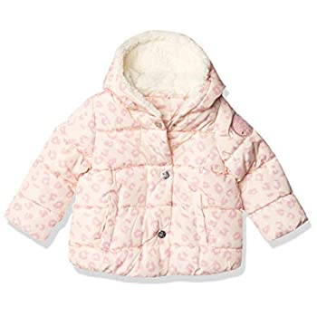 Jessica Simpson baby-girls Puffer