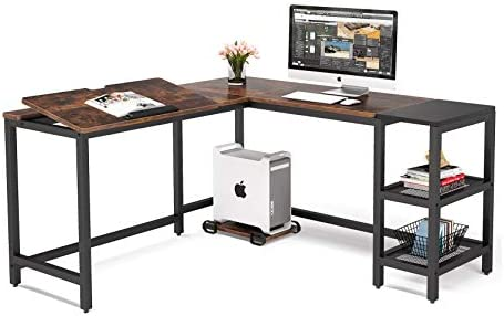 Tribesigns L Shaped Desk