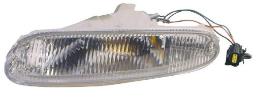 (Depo 316-1606L-AS Mazda Miata Driver Side Replacement Parking/Signal Light Assembly)