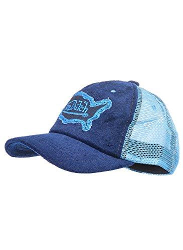 Von Dutch - Gorra de béisbol - para Hombre Azul Dark Blue/Blue Taille Unique