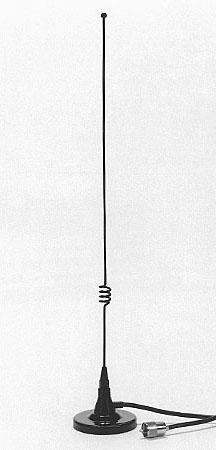 Yaesu FT-270R Handheld, SDD-13 Car Charger & Comet M-24S Mag Mount Antenna Bundle by Yaesu (Image #3)