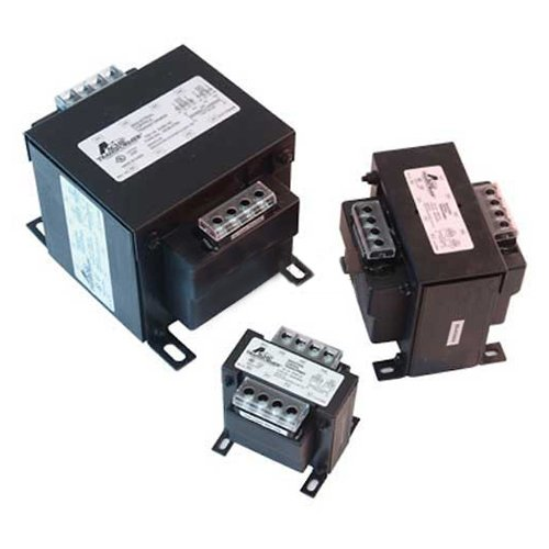 Acme Electric AE020100 Industrial Control Transformer, Encapsulated, 200/220/440 x 208/230/460 x 240/480 Primary Volts - 23/110 x 24/115 x 25/120 Secondary Volts, 100 VA