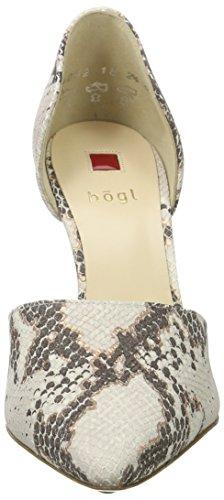 Högl 3-10 9037 4700, Scarpe con Tacco Donna Beige (Rose4700)