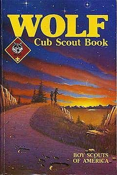 Wolf Cub Scout Book by Boy Scouts of Amer