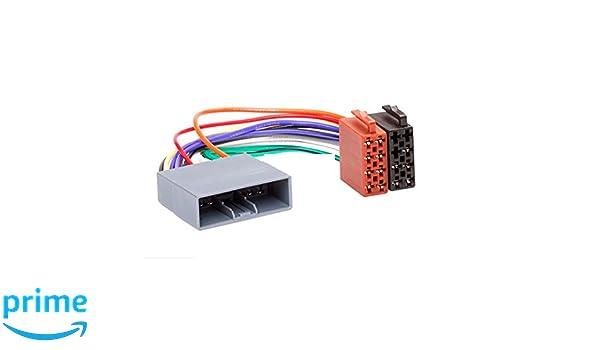 /035/Auto Radio ISO adaptador de cable Carav 12/