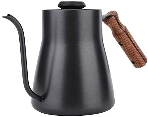 Cafetera, Hogar 304 Acero inoxidable Goteo Cafetera Goteo de mano ...