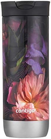 Contigo 20OZ Huron 2.0 Couture NIGHTFLOWER, Multi, One Size, 2139439