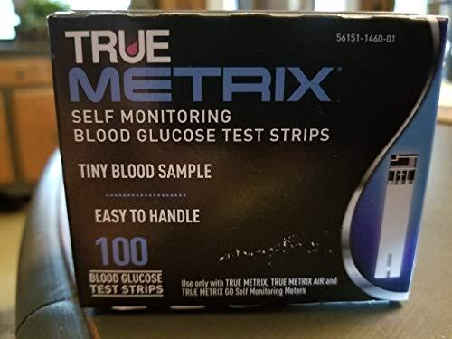 67R3H010100BX - Trividia Health, Inc True Metrix Test Strip (100 Count)