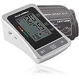 ChoiceMMed Blood Pressure Monitor - Standard BP Cuff Meter with Display - Standard