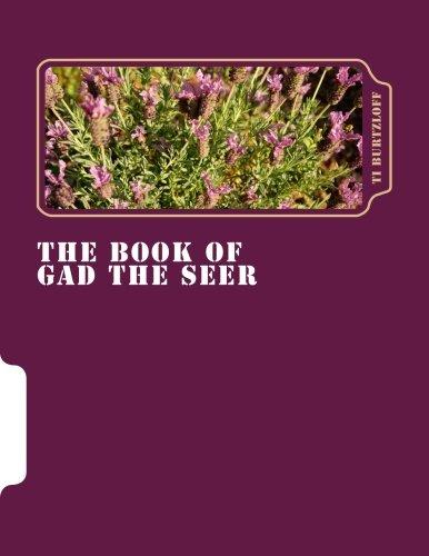 The Book of Gad The Seer: Kazakh Translation (Kazakh Edition)