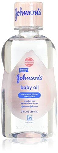 Johnson's Baby Oil - Fresh Scent - 3 oz