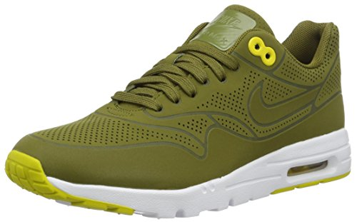 Moire Max Running Women's Nike Flak Flak Olive Air Ultra Shoe Olive 1 X7Y1q