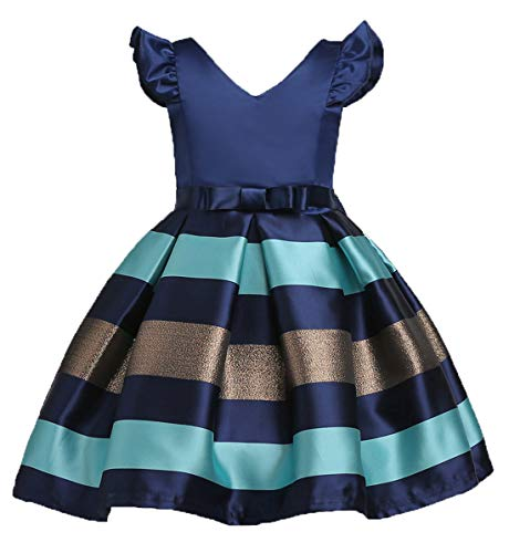 Kids Special Occasion (Dress for Girls Childrens Special Occasion Dress Girl Dress Kids Ruffles lace Party Wedding Dresses Girl Holiday Dress Girls Dresses 12 (1780)