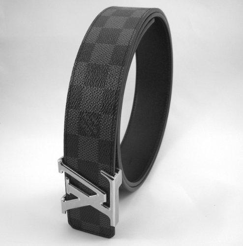 damier-graphite-belt-silver-initials-buckle-27-31-inches