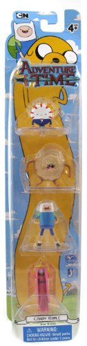Adventure Time Candy People 4 Mini-Figure Gift Set