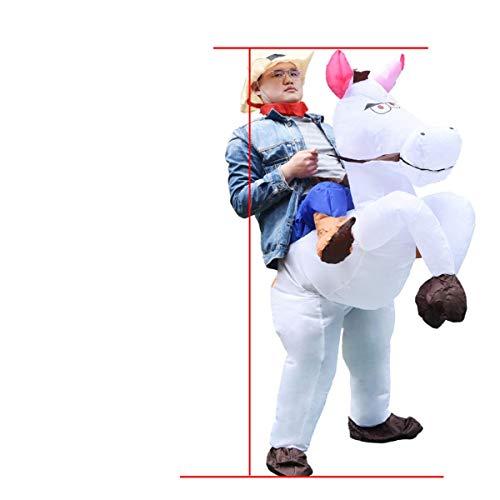 Inflatable Horse Adult Kid Costume Halloween Costumes