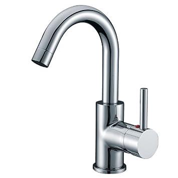 Cadell 2010188cp Single Hole Bathroom Faucet Polished Chrome Tub