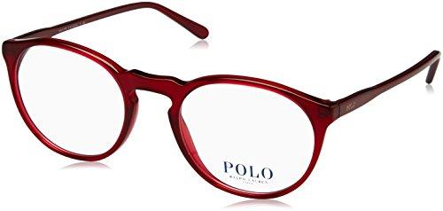 Polo Women's PH2180 Eyeglasses Red 52mm