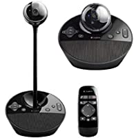 Câmera De Videoconferência Logitech BCC950 1080p Webcam