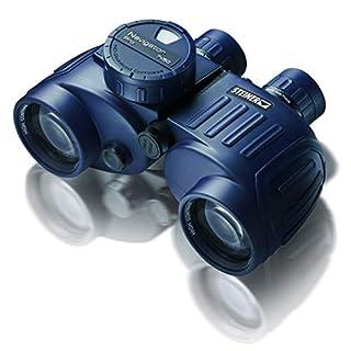 Steiner Navigator Pro 7×50 Binoculars with Compass, Black (7155)