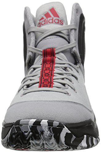 Adidas Performance Mens D Rose 5 Boost Scarpe Da Basket Light Onix