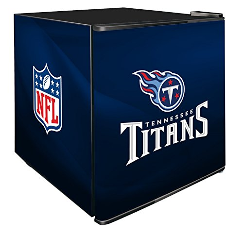 NFL Tennessee Titans Refrigerated Counter Top Cooler, Small, Blue by SG Merchandising Solution