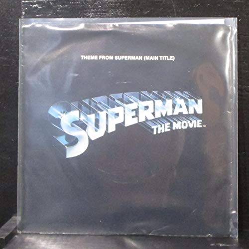 Theme From Superman (Main Title) VINYL 7