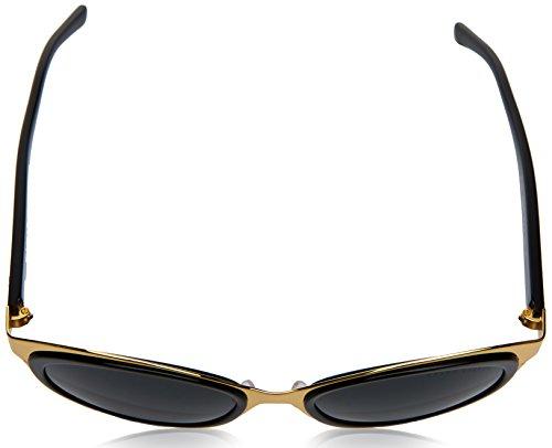 Marrón 0Rl7051 Shiny Mujer Gafas Sol de Ralph para Gold Lauren W586wvxq0
