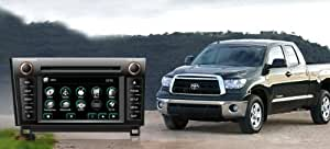 """2007-2011 In-dash 7"""" Touchscreen GPS Navigation Unit For Toyota Tundra"""