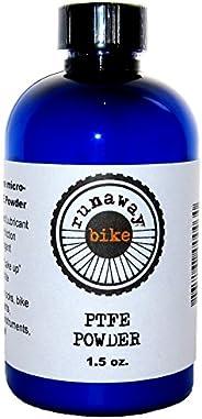 Runaway Bike PTFE Powder (Teflon) / 1.5 oz. / Applicator Brush Included