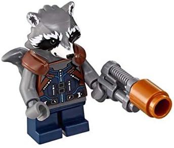 Lego Rocket Super Hero Figure Marvel Avengers  Building Toys Infinity War