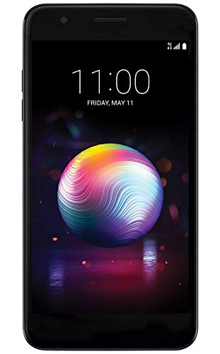 LG K30 LM-x410 5.3in Smartphone 32GB TMobile Android (Renewed) (Black)