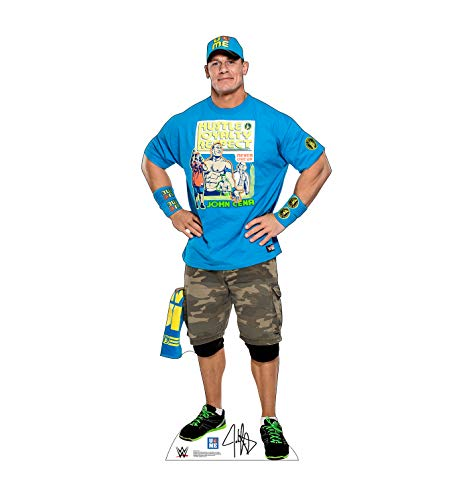 Awards Outs Night Cut (Advanced Graphics John Cena Life Size Cardboard Cutout Standup - WWE)