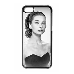 meilz aiaiDiy Audrey Hepburn iphone 6 4.7 inch Hard Shell Case Fashion Style UN932519meilz aiai