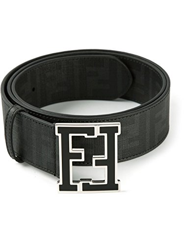 Fendi Leather Belt - 4