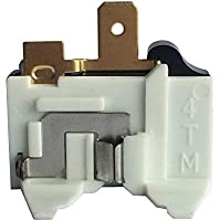 LONYE 6750C-0004R Refrigerator Overload Compressor 4tm for LG Kenmore Refrigerator Replace 1268273 PS3529535 LP21704