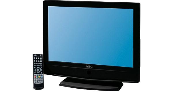AEG CTV 4947 48,3 cm (19 Pulgadas) 16: 9 televisor LCD con sintonizador DVB-T Integrado Negro: Amazon.es: Electrónica