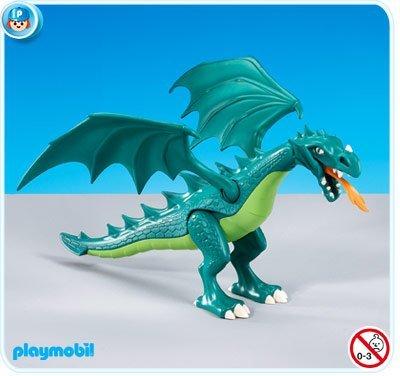 PLAYMOBIL® Medium Green Dragon ()