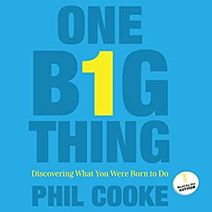 One Big Thing Audiobook