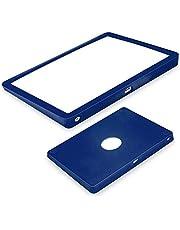 Silicone case for Magic Trackpad 2 Silicon case for Apple Wireless Touchpad Apple Magic Trackpad Case… (Dark Blue)