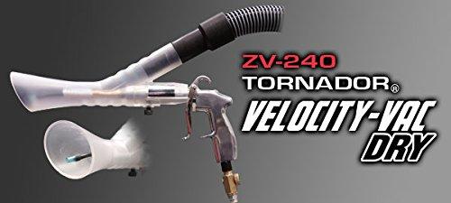 TORNADOR VELOCITY-VAC DRY ZV-240 (Dry Vac)
