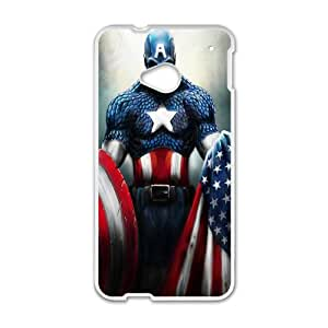 SANYISAN Capital American New Style High Quality Comstom Protective case cover For HTC M7