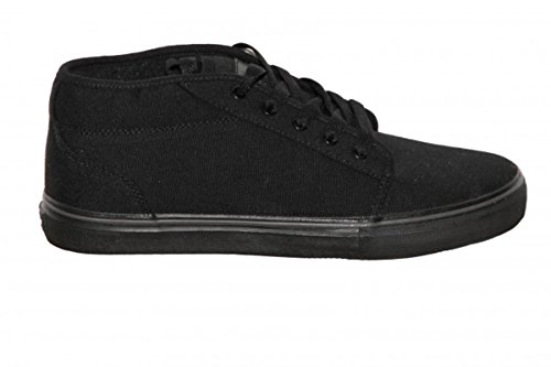 Adio Skate Shoes Sydney Mid Black /Black Sneakers shoes, shoe size:44