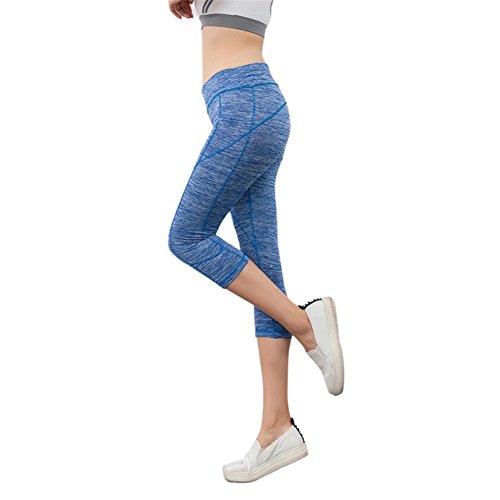 Hengzhi Womens Running Exercise Leggings